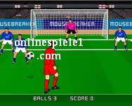 Football volley challenge Fussball online spiele
